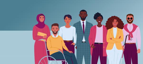 Nous avons souligné la 2021 Journée internationale des femmes en lançant le défi à toutes les organisations canadiennes d'accroître la représentation et l'inclusion des groupes issus de la diversité.