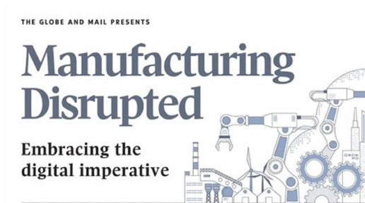 Manufacturing Disrupted: Embracing the Digital Imperative