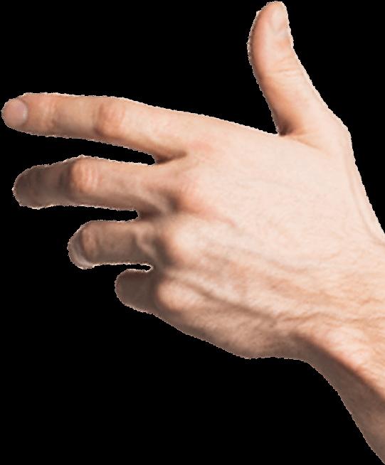imagen de mano de persona blanca