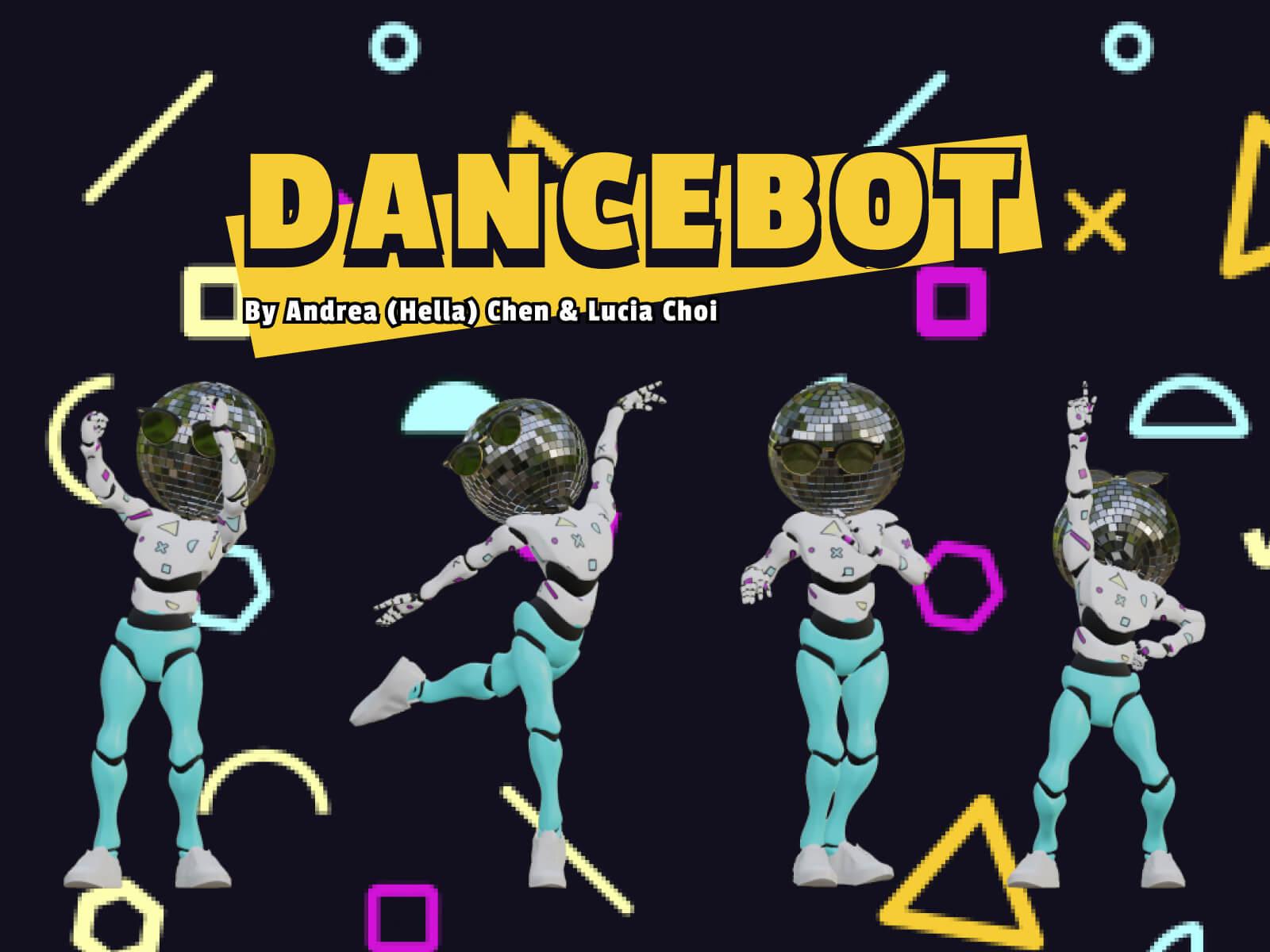 Heroshot of DanceBot project