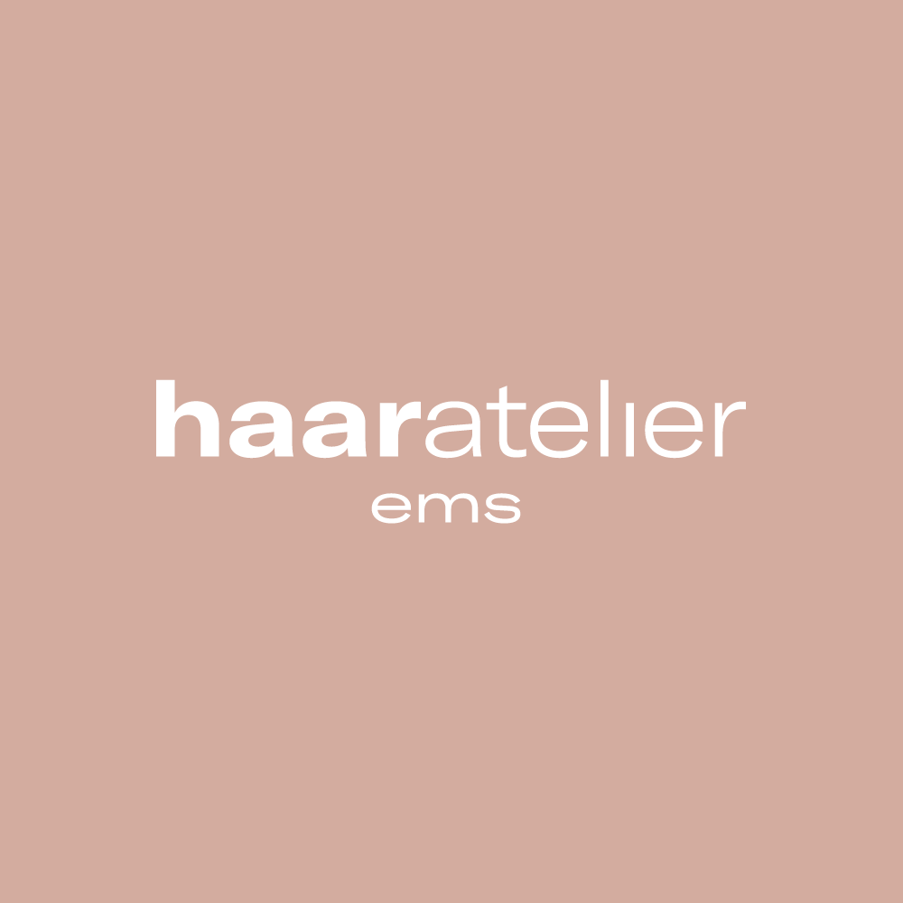 haaratelier redesign vondach logo design