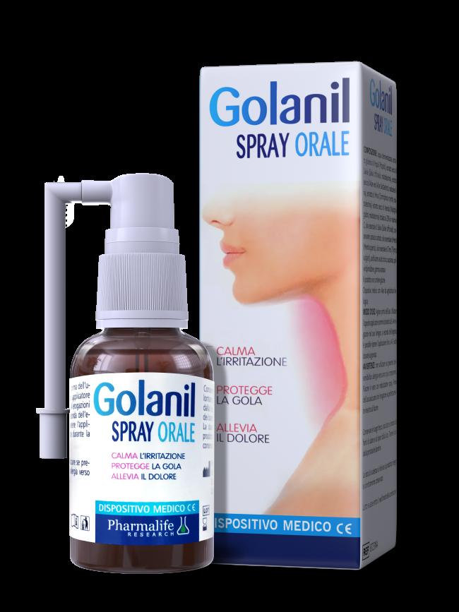 TPBVSK Golanil Spray Orale