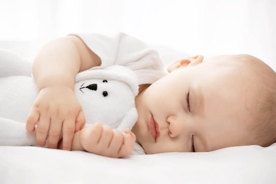 Ngủ ngon giấc là cách tăng sức đề kháng cho trẻ hiệu quả