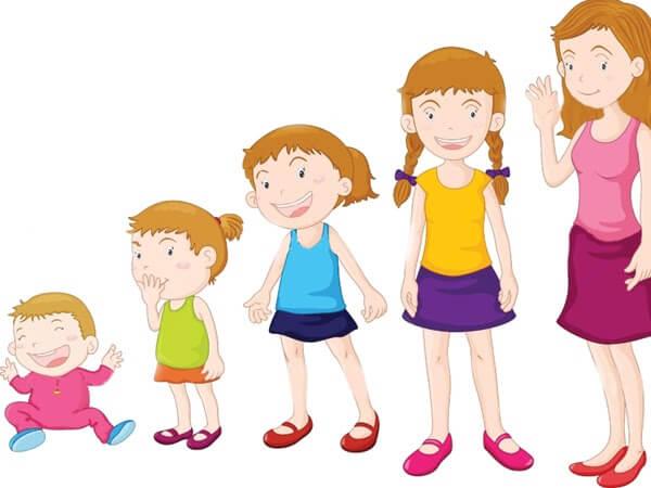 Trẻ ở độ tuổi khác nhau có nhu cầu kẽm khác nhau