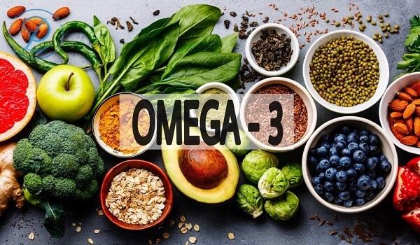 Mẹ có thể bổ sung Omega 3 cho bé từ các loại rau xanh và hạt ngũ cốc