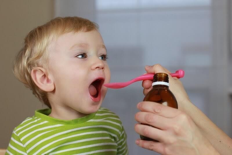 thuốc trị biếng ăn cho trẻ