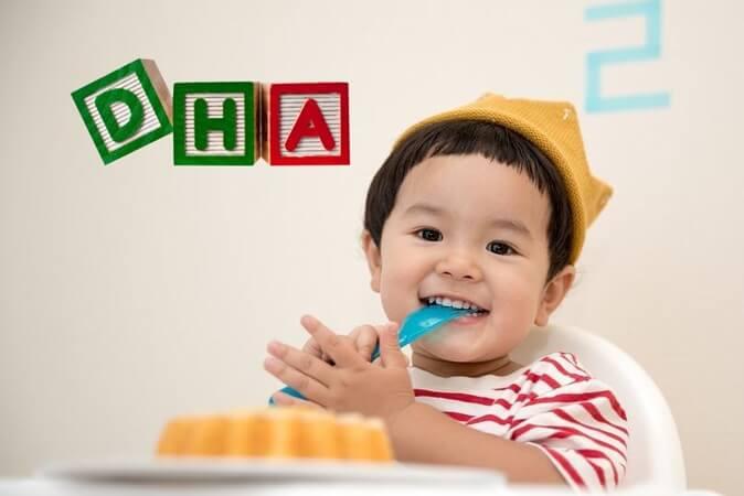 DHA đóng vai trò quan trọng việc hình thành hệ thần kinh và thị giác ở trẻ