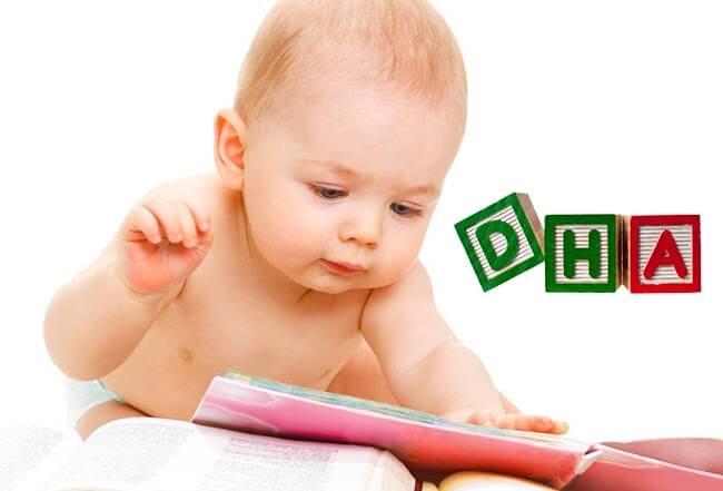 DHA là chìa khóa cho sự phát triển trí não ở trẻ