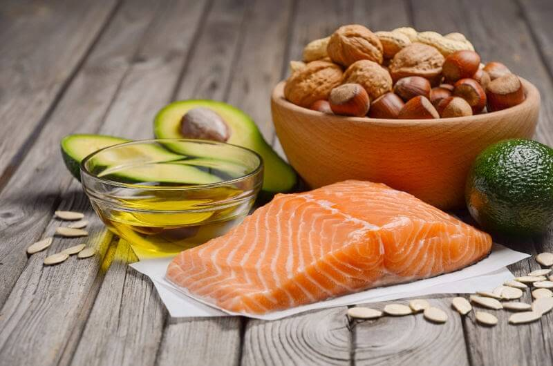 Bổ sung Omega 3 qua các loại thực phẩm hàng ngày