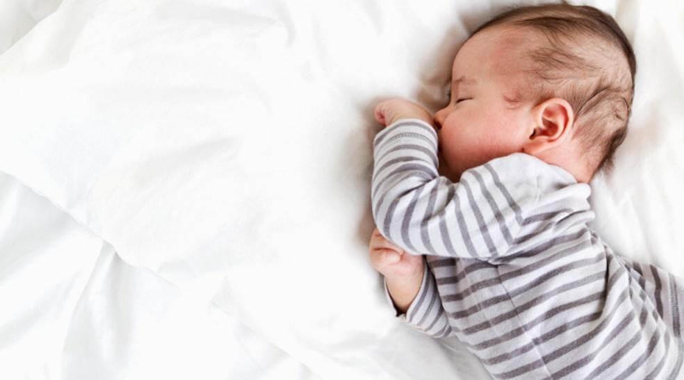 Ngủ ngon giấc giúp trẻ khỏe mạnh, phát triển toàn diện.