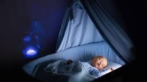 Tạo không gian ngủ thoải mái là cách giúp bé ngủ ngon dễ dàng.