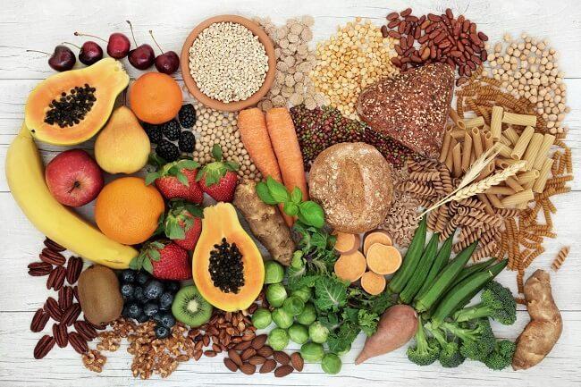 Chế độ ăn thiếu chất xơ khiến trẻ bị táo bón