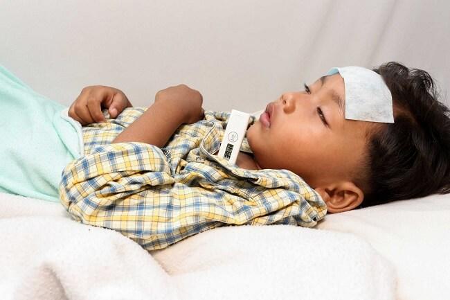 Biến chứng bệnh sốt xuất huyết ở trẻ