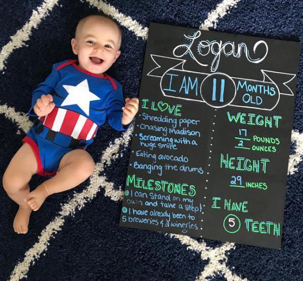 Trẻ 11 tháng tuổi bé biết làm gì?