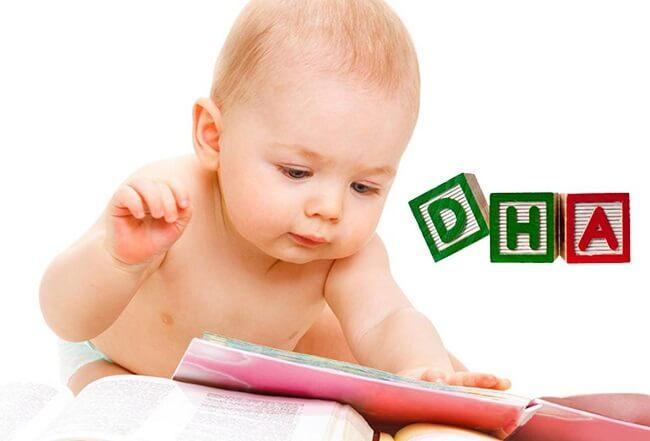 Bổ sung DHA cho bé đúng cách