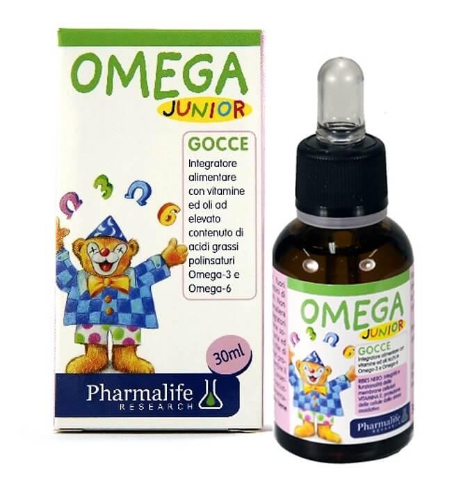 Fitobimbi Omega Junior
