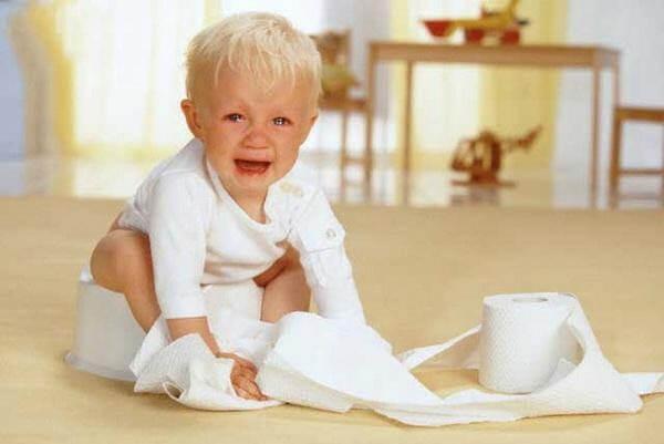 Rối loạn tiêu hóa có thể gây táo bón ở trẻ