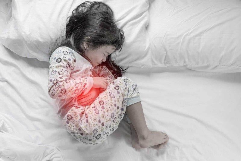 Tin được không, trẻ bị stress cũng có thể gây đau bụng