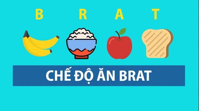 Chế độ ăn BRAT hữu ích đối với trẻ bị tiêu chảy
