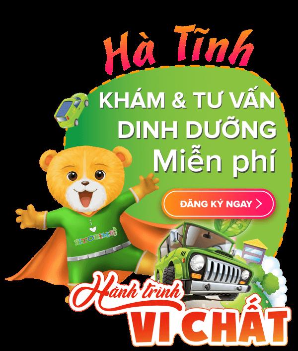 [SẮP DIỄN RA] HTVC số 11 – Khám và tư vấn dinh dưỡng miễn phí tại Hà Tĩnh