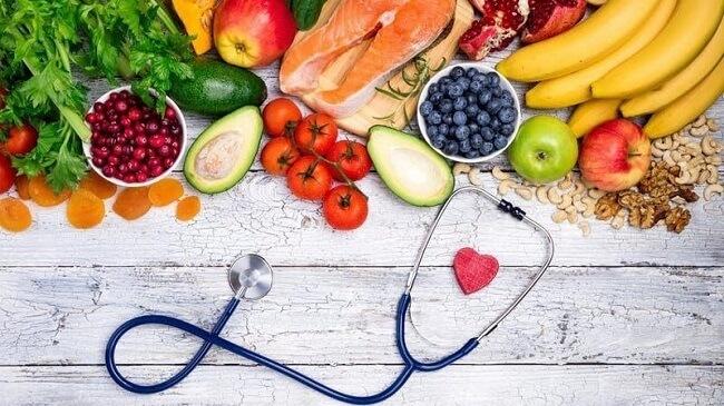 Chế độ ăn uống hợp lý giúp cải thiện viêm phế quản ở trẻ