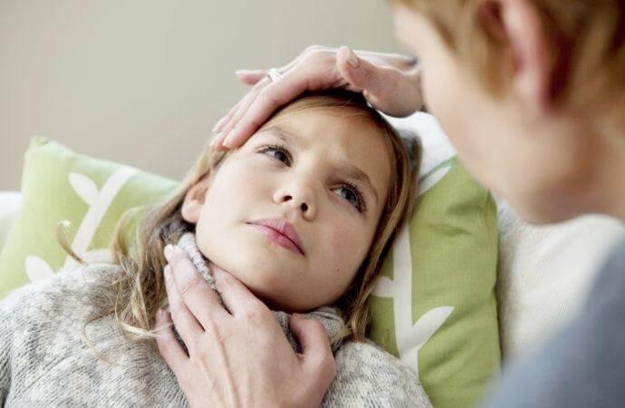 Viêm họng ở trẻ là gì