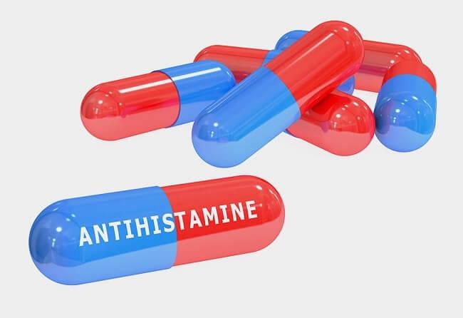 Thuốc kháng histamin được coi là loại thuốc điều trị dị ứng được biết đến nhiều nhất