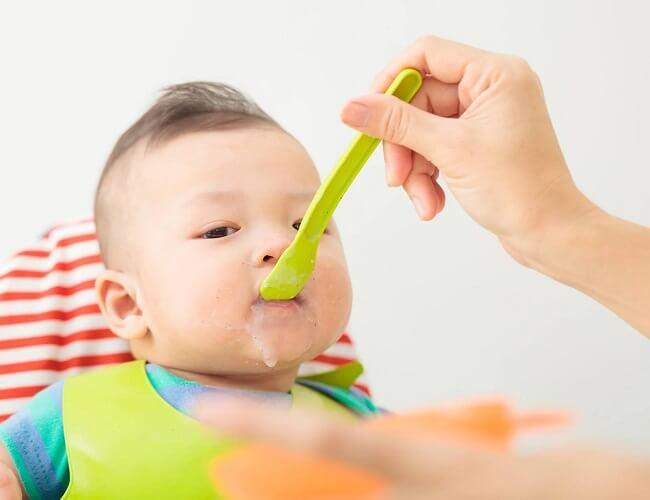 Thực đơn cho trẻ biếng ăn