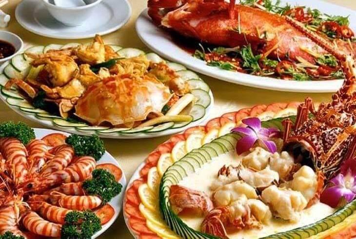Hải sản là một trong số những thực phẩm dễ gây dị ứng ở trẻ