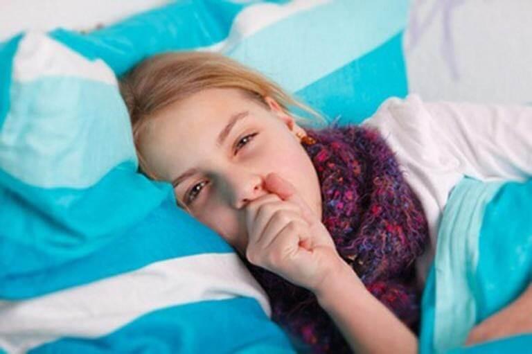 Trẻ ho khan về đêm là dấu hiệu của bệnh gì?