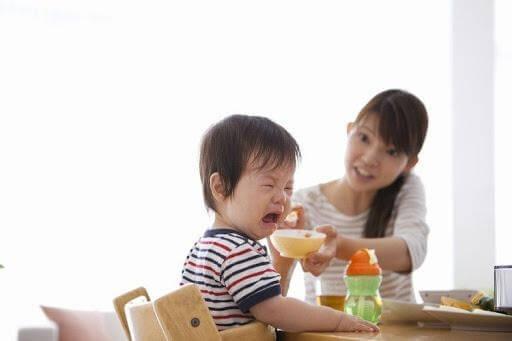 Ép trẻ ăn có thể gây phản tác dụng