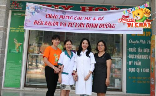 HTVC số 6: Khám và tư vấn dinh dưỡng Miễn Phí cho trẻ em tại Hội An: 30% trẻ bị Thiếu Sắt