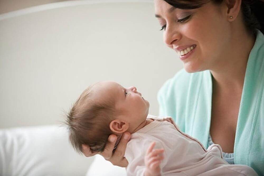 Bảo vệ sức khỏe cho trẻ sơ sinh 1 tuần tuổi