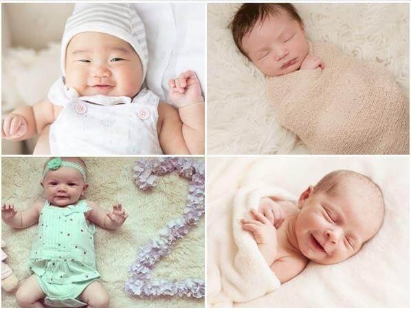 Chăm sóc những thay đổi ở trẻ sơ sinh 2 tháng tuổi