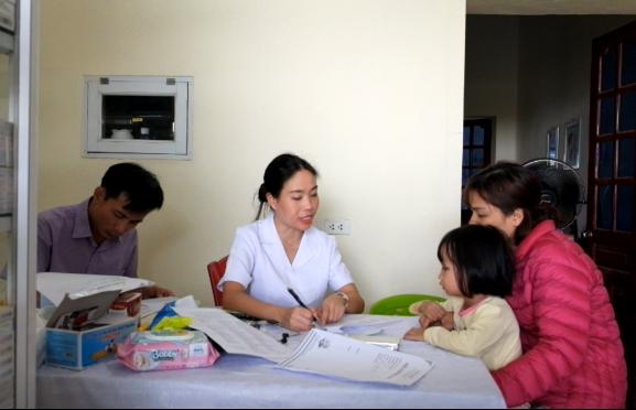 HTVC số 1 – Quầy thuốc Khanh Anh – Quảng Ninh