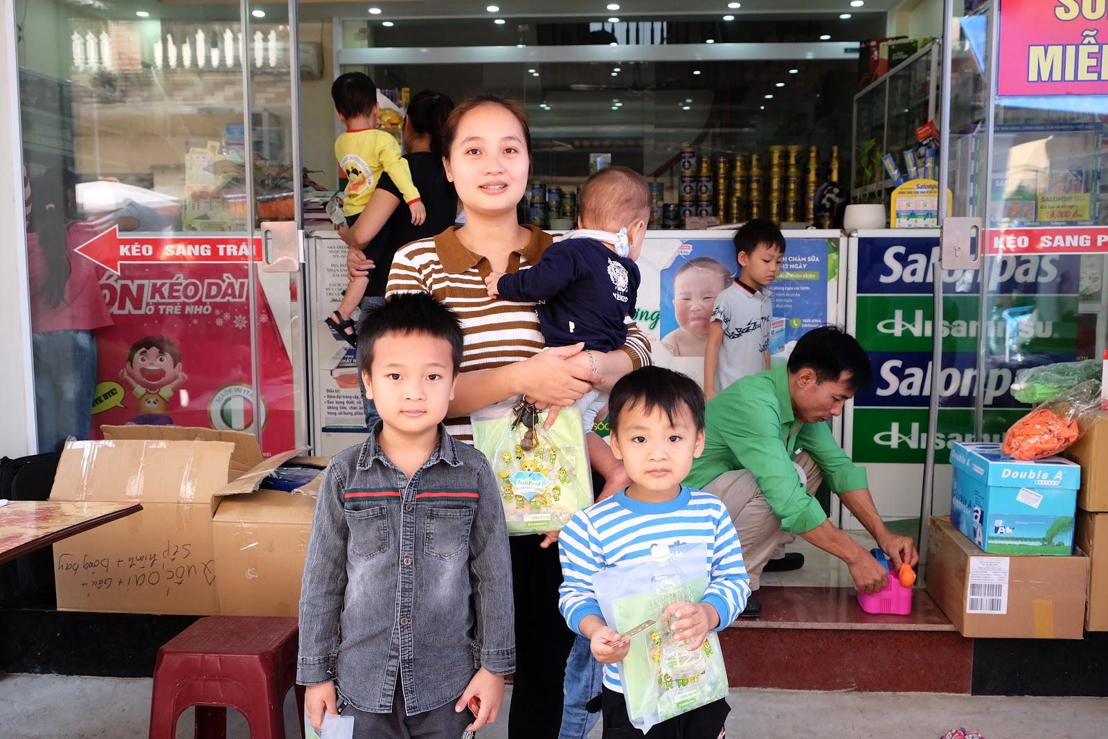 HTVC số 2 – nhà thuốc Dược sĩ Thúy tại Xóm Bến Nước, Quốc Oai