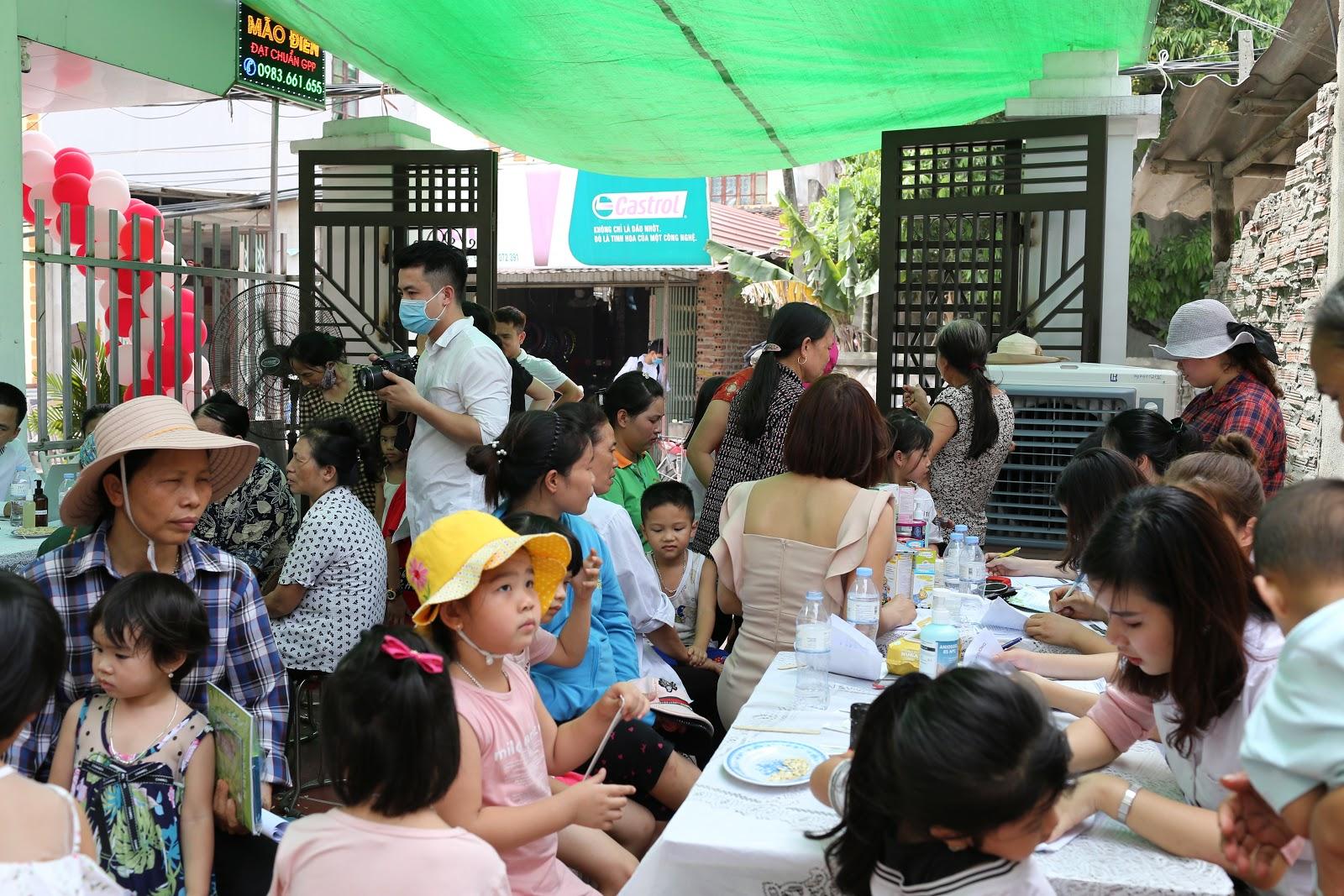 HTVC số 4 tại Bắc Ninh – Quầy thuốc Mão Điền