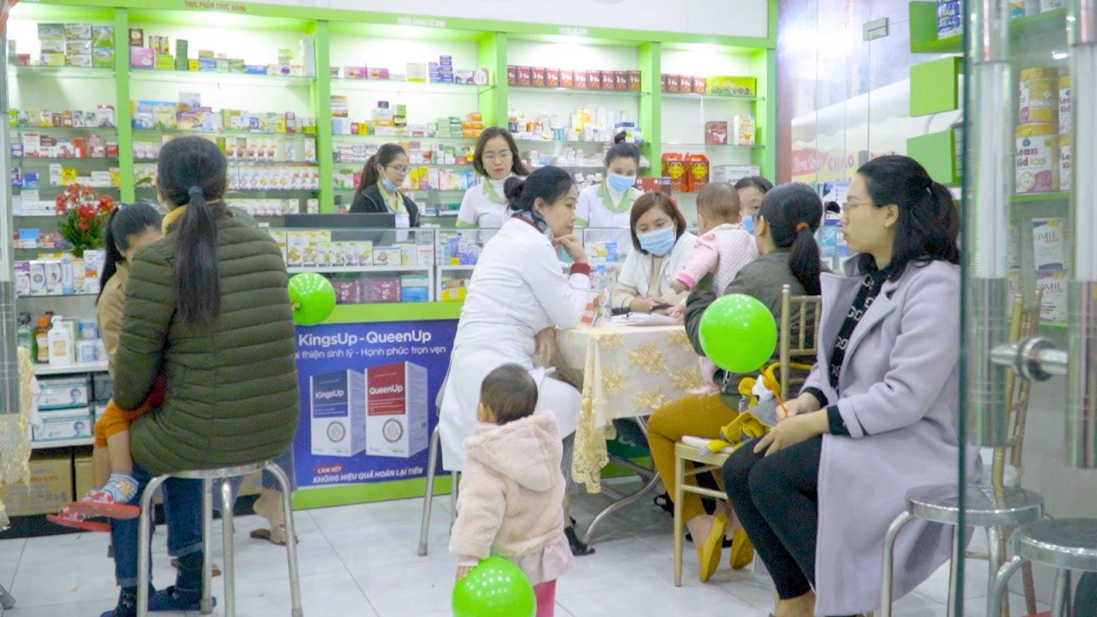 HTVC số 11 tại Hà Tĩnh – Nhà thuốc Phương Dung