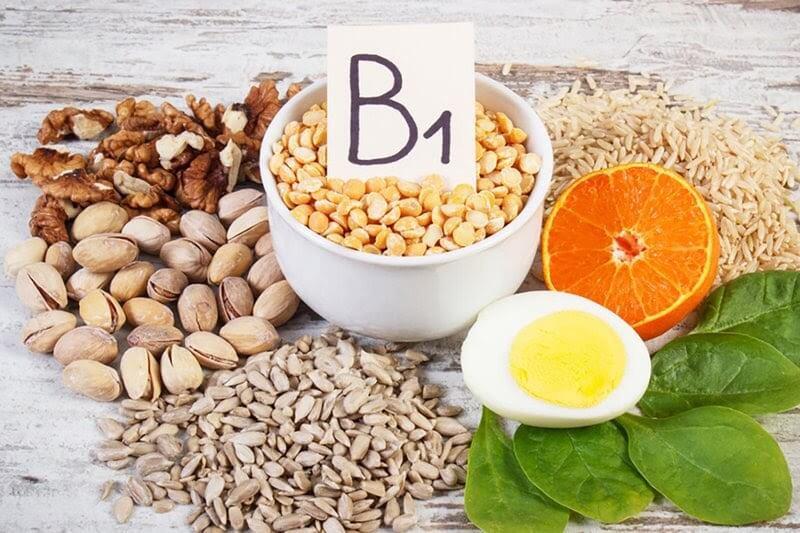 Vitamin b1 cho trẻ sơ sinh