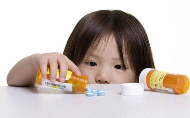 Cách bổ sung vitamin b1 cho trẻ theo dạng uống