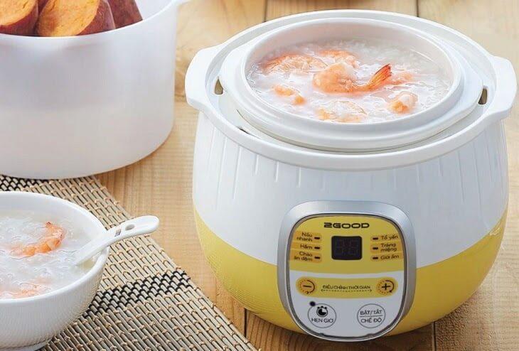 Nấu cháo hoặc cơm đúng cách giúp giữ lại nguồn vitamin b1