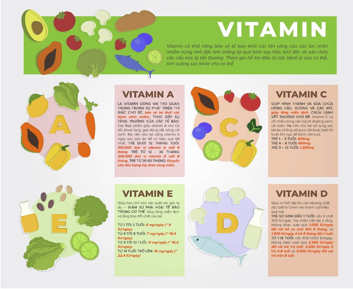 nhóm vitamin