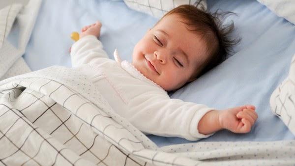 chăm sóc Giấc ngủ cho bé