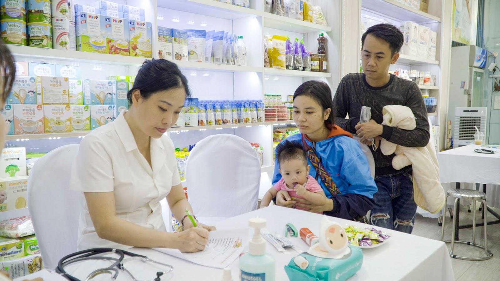 HTVC Số 12 Tại Phú Yên - Shop Sâm Nam Baby