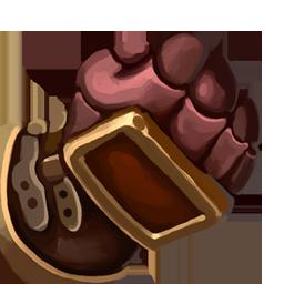 Glove symbol picture