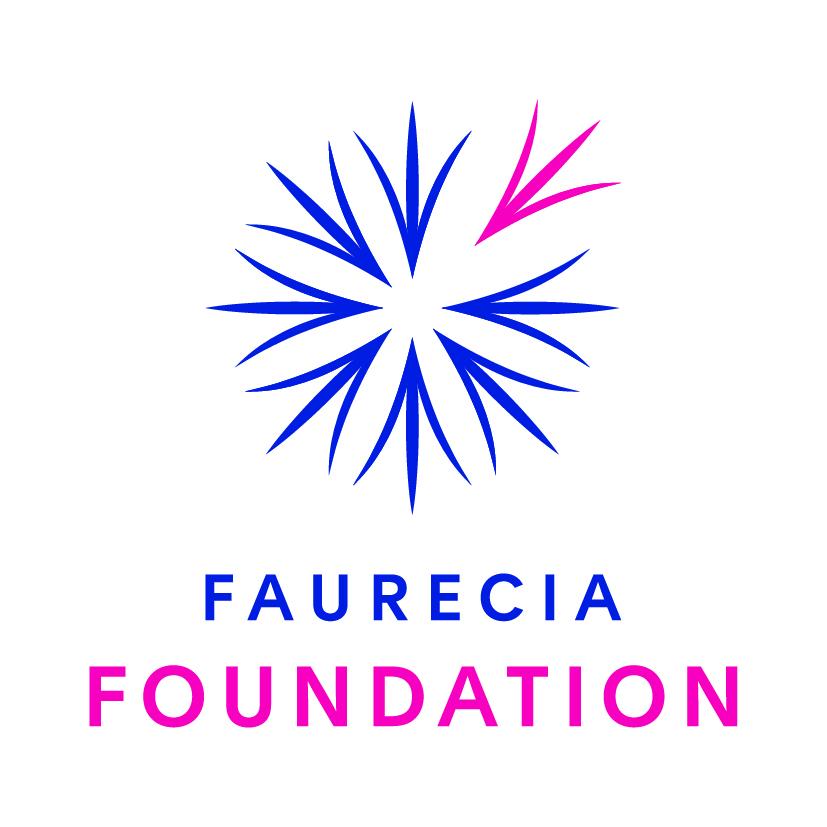 Faurecia Foundation Logo