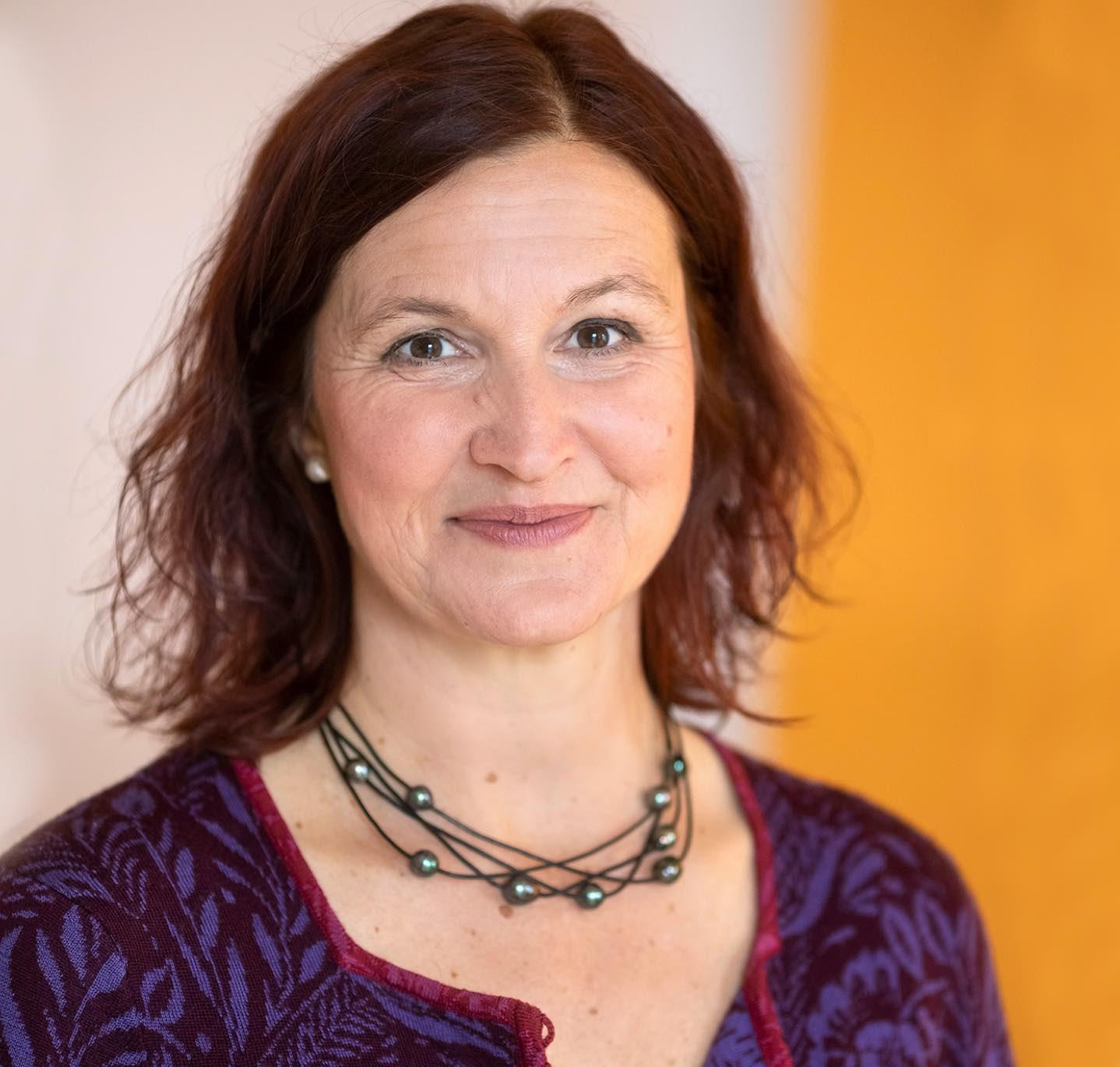 Christine Hirzel aus Stuttgart