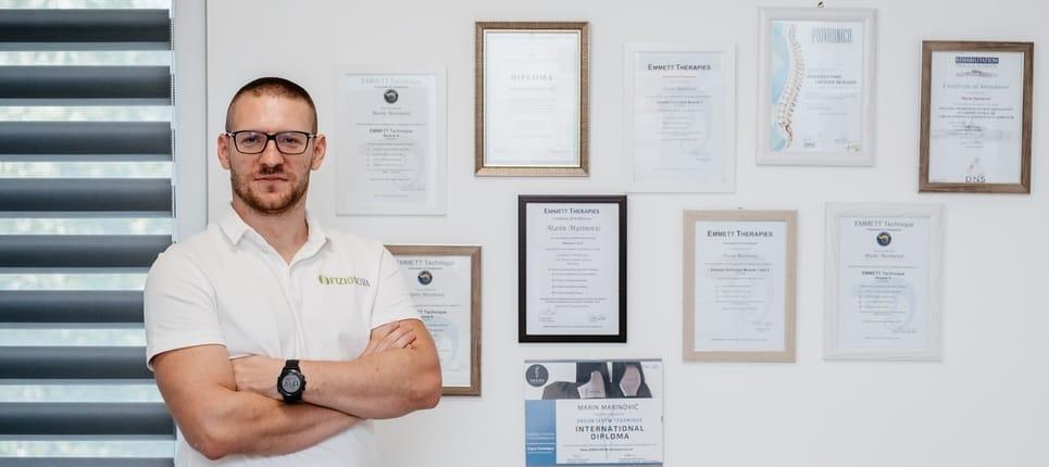 Kako se Fizionova izdvaja od ostalih klinika za fizikalnu terapiju