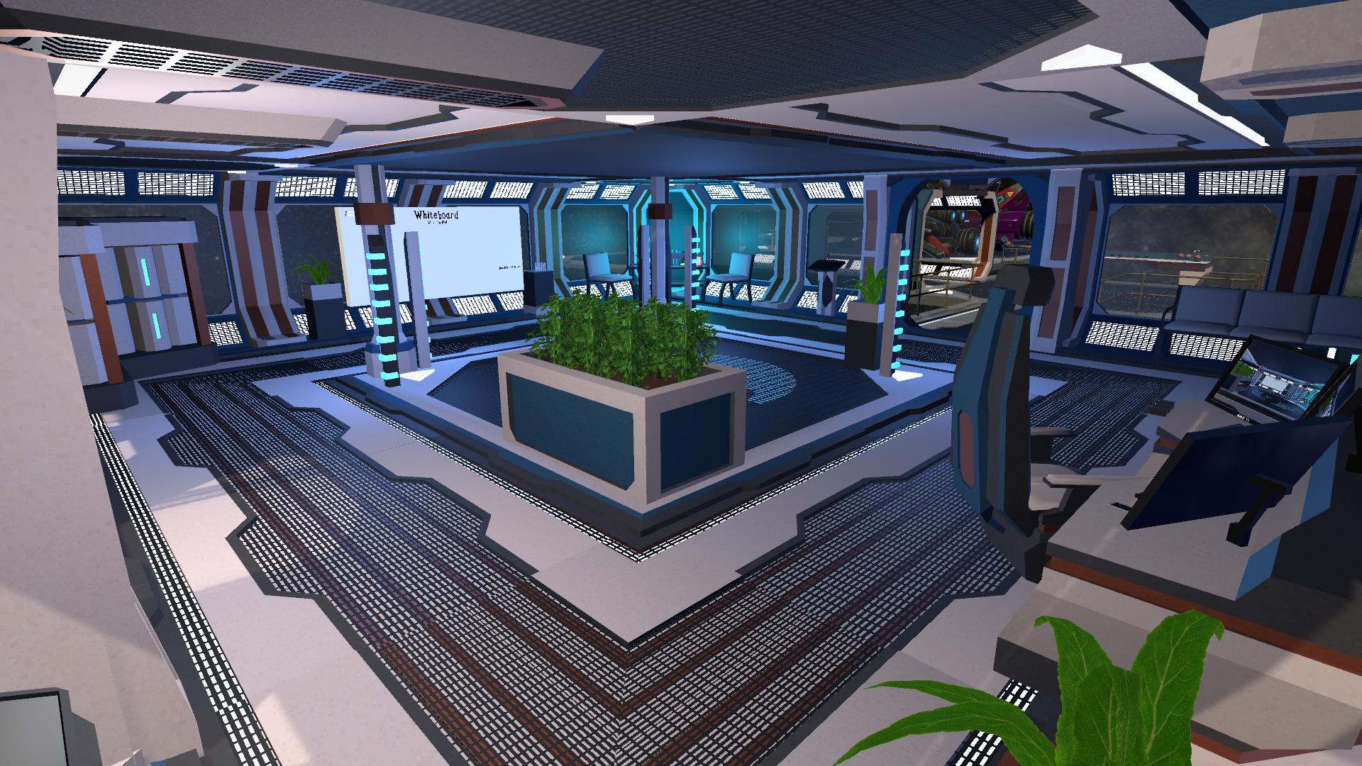 New iSimu VR immersive portal