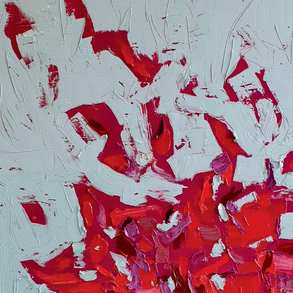 olio su tela 100x150 cm